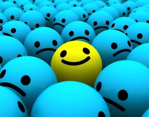 Daima pozitif olmak